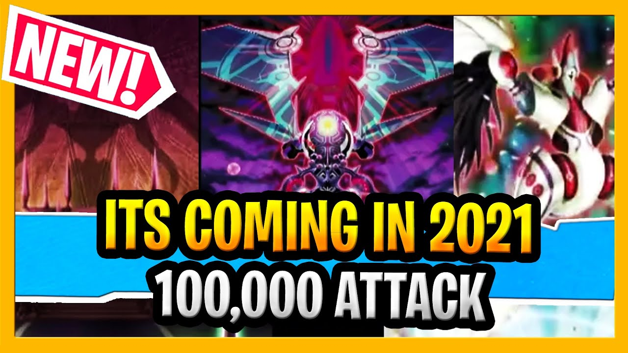 SLAYDRA - ITS COMING 100,000 ATK MONSTER IN YUGIOH New YuGiOh Imaginary Numeron IC1000 Cards New Cards 2021
