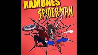Ramones Spider man (CIVIL WAR)