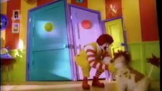 The Wacky Adventures Of Ronald McDonald Intro 1