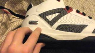New Fubu shoe unboxing/review