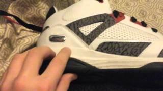 New Fubu shoe unboxing/review