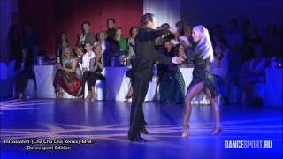 Intoxicated-(Chacha Remix)-FMR Dancesport Music 2k15