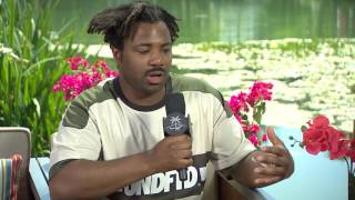 Sampha Interview - Coachella 2017