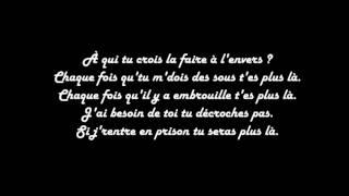 Alonzo - Vaillant (Paroles/Lyrics)