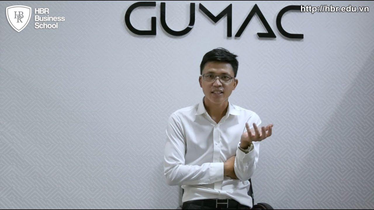 Cảm nhận học viên trường doanh nhân HBR - CEO Công ty Cổ phần GUMAC