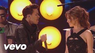 Thalia - Te Perdiste Mi Amor (Premios Lo Nuestro 2013) ft. Prince Royce