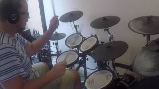 Hoy - Gloria Estefan (Drum Cover)