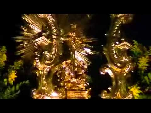 Jueves Santo Procesión de Lignum Crucis, León Nicaragua