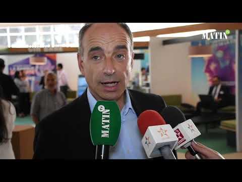 Video : Université d'été CGEM :  JF Copé : Il faut être dans l'anticipation pour relever les défis de demain