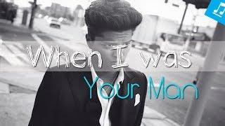 Bruno Mars - When I Was Your Man (Letra)