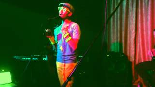 Durand Bernarr's Frank Ocean - Thinking Bout You (Cover)