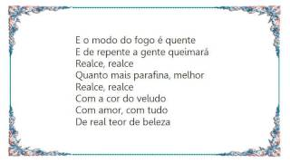 Gilberto Gil - Realce Lyrics