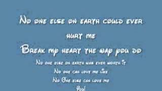 ♥Wynonna Judd - No One Else On Earth with Lyrics♥