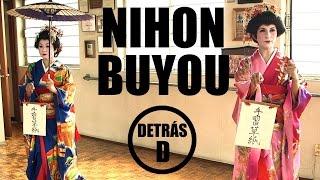 Nihon Buyou (DANZA TRADICIONAL JAPONESA) - Detrás D
