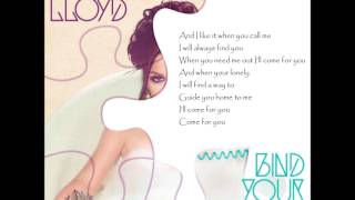 Cher Lloyd - Bind Your Love Lyrics.(official audio)