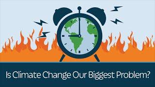 Is Climate Change A Problem?