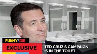 Ted Cruz's Campaign Is In The Toilet