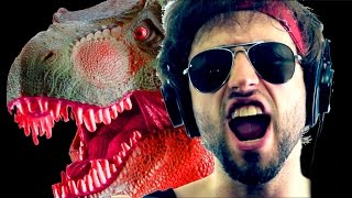 Dinosaur Laser Fight (Ninja Sex Party) // Jonathan Young POWER METAL COVER