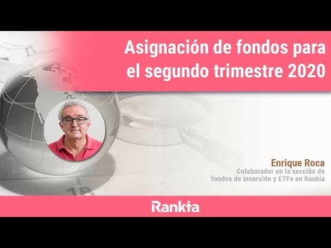 Enrique Roca nos hablará de la evolución de su cartera durante el pasado trimestre, haciendo un repaso a la tendencia que han seguido los mercados financieros, en concreto la renta variable. Hablaremos sobre la asignación de fondos de su cartera para el segundo trimestre de 2020.