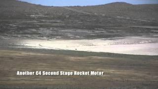 Huge Explosion and Shockwave Part 2