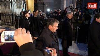 Funérailles de René Angelil : l'émotion de Céline Dion et de ses enfants