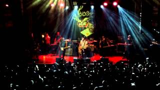 Lucero Webster Hall NYC live 4/20/2012 - 14 - Slow Dancing - HD