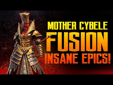DON'T Make this Fusion Mistake with Mother Cybele! Raid Shadow Legends