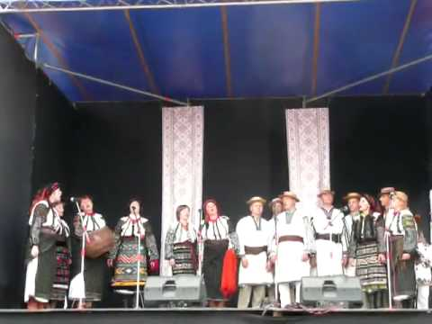 The Folk Ensemble From The Village Of Dnistrove (Borshchiv District, Ternopil Oblast, Ukraine)