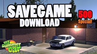 my summer car game download