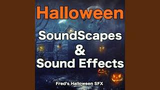 Monster Flutter Scream Sound Effect