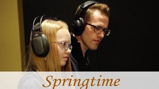 """Springtime"" - Piano Preludes - Jason Lyle Black feat. The Piano Gal"