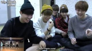 BTS Reaction Cover The ARK [Legendado PT-BR]