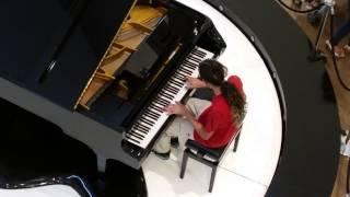 Libre soy - sueltalo- Frozen- Piano Valsur Pucela