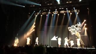 Deichkind live 2016 Berlin - Bon Voyage