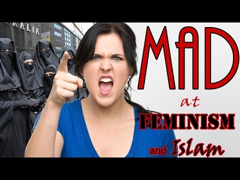 An Atheist Gets MAD at: Feminism and Islam Ft. Kristi Winters