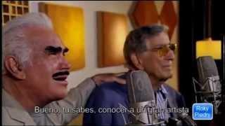Tony Bennett y Vicente Fernández- Regresa a mí (Return to me)