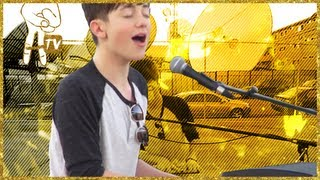 "Fleetwood Mac ""Landslide"" Cover - Greyson Chance Takeover Ep. 27"