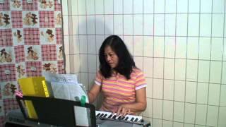 電子琴--星空