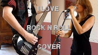 Joan Jett - I love rock n' roll cover feat Eloïse