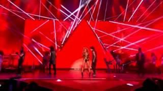 Lady Gaga Ft Beyonce - Telephone Live ©
