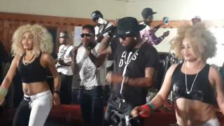FERRE GOLA LIVE at Bomas in Kenya 3!!!