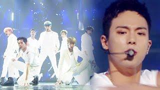 《POWERFUL》 MONSTA X (몬스타엑스) - Fighter @인기가요 Inkigayo 20161023
