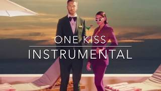 Calvin Harris feat Dua Lipa - One Kiss (Instrumental)