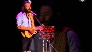Urbanus  Bakske Vol Met Stro live Antwerpen 1982)