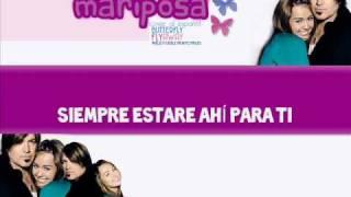 Mariposa [Cover al español de Butterfly Fly Away]