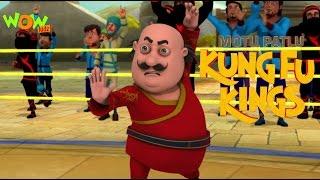 Motu Patlu Kungfu Kings - Promo