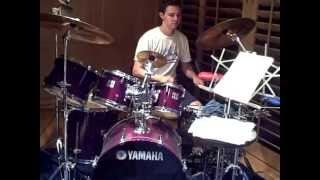 Dean.drums.Some Nights by Fun 2012