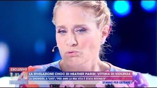 Live Non è la D'Urso, Heather Parisi confessa:...