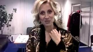 Lara Fabian - message after Bratislava concert (ENG, RUS subtitles)