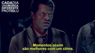 Banda Djavu - O Que Pensa Que Eu Sou feat Supernatural
